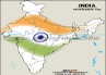 Tricolor Map of IndiaTricolor Map of India Download