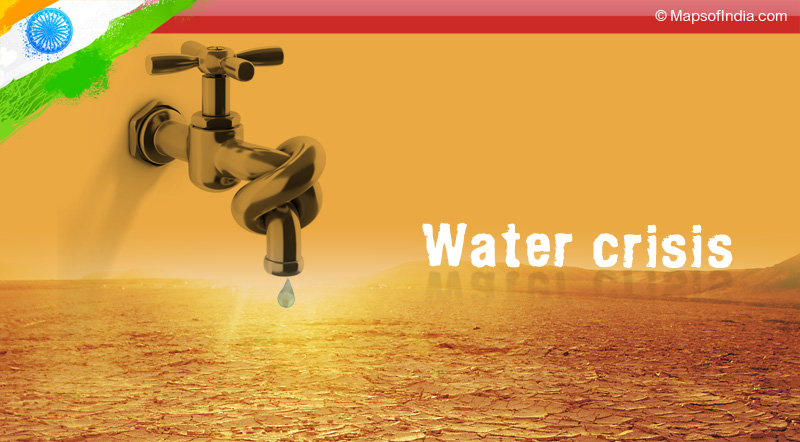 Water scarcity images