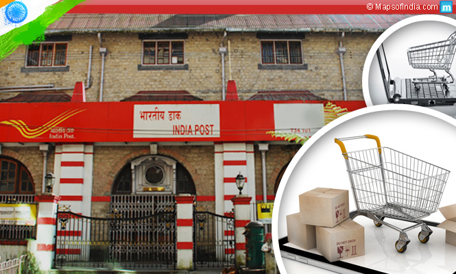 Indian Postal Services & Ecommerce firms