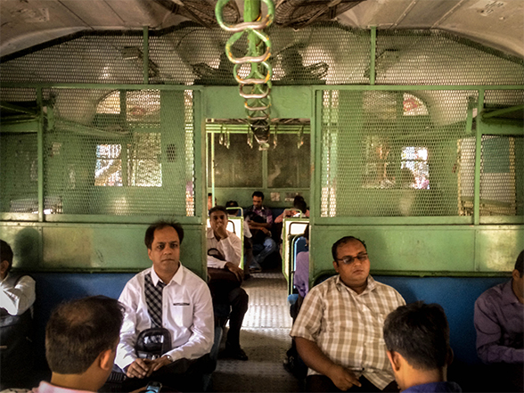 Sections and coaches in local trains of mumbai