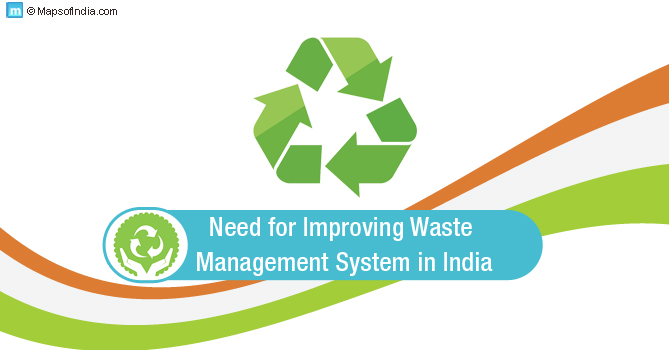 Garbage Collection and Waste Disposal Systems in India