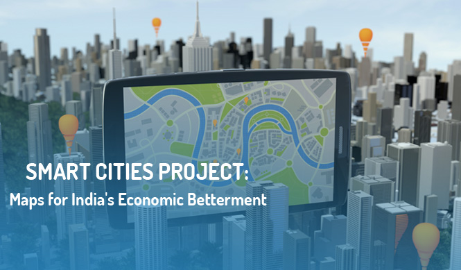New Age Maps for Smart Cities