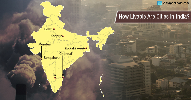 Worst Cities to live in India