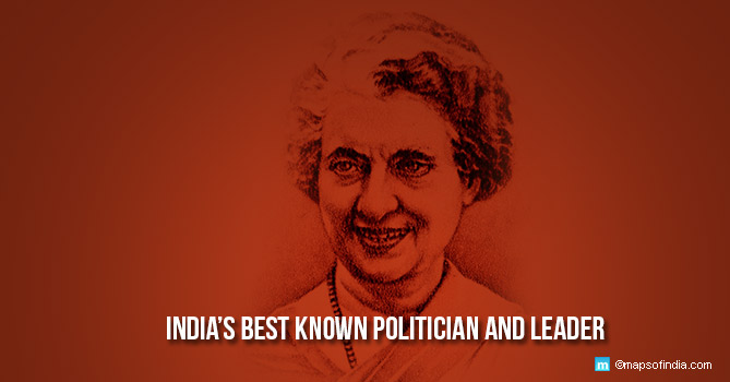 How India changed under Indira Gandhi?