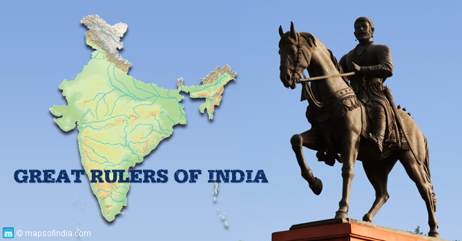 Top Rulers in Indian History Image