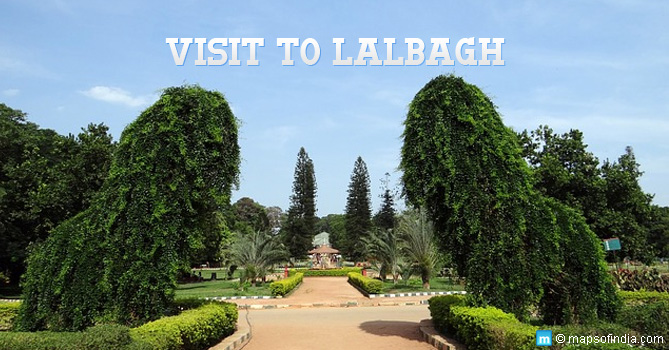 Visit to Lalbagh