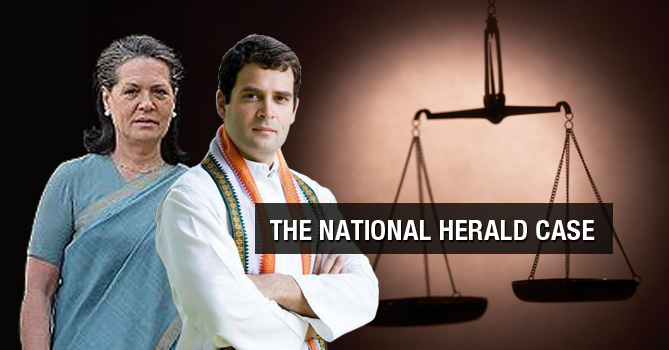 The National Herald case