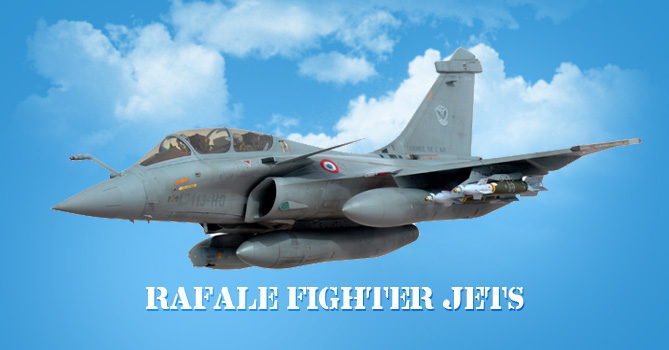 India signs agreement to buy 36 French Rafale fighter jets