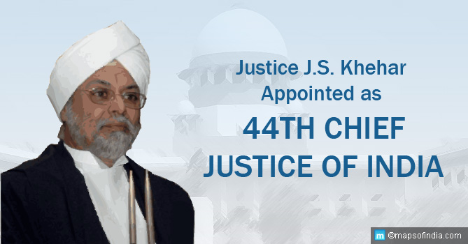 new chief justice of India