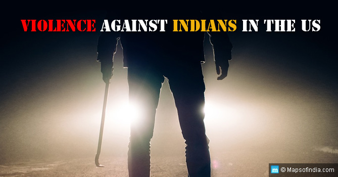 violence against indians in the us
