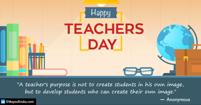 Significance of Teachers' Day in India