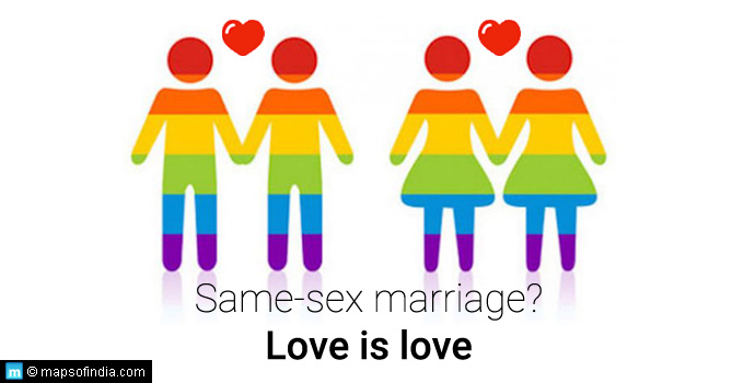 Should same-sex marriages be legalised?