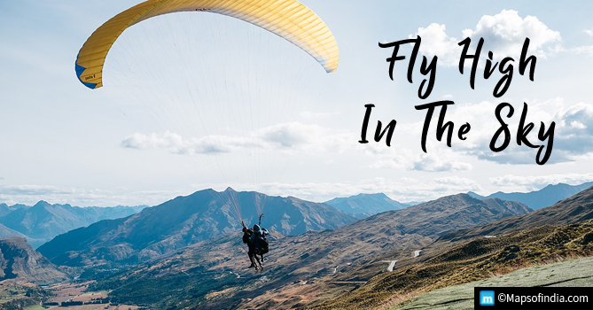 6 Best must-visit spots for Paragliding in India