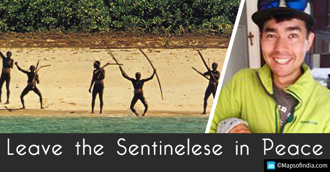 The Sentinelese tribe of India