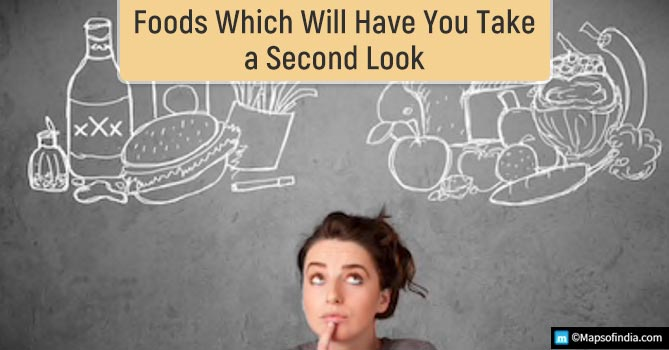 Surprising Facts about Food