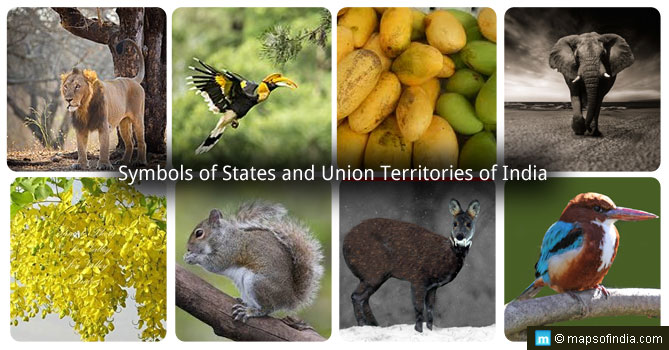 List of Symbols of States and Union Territories of India
