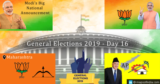 General Elections 2019 - Day 16