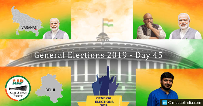 General Elections 2019 - Day 45