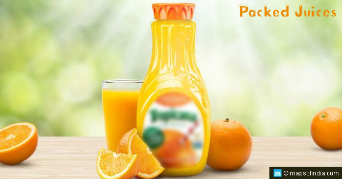Packed Juices