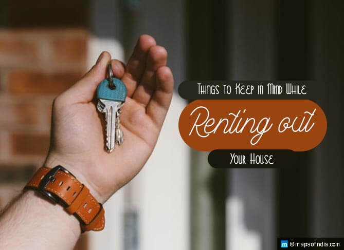 Things to Keep in Mind While Renting Out Your House