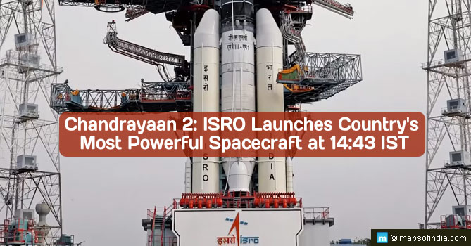 India's Second Mission to the Moon - Chandrayaan-2