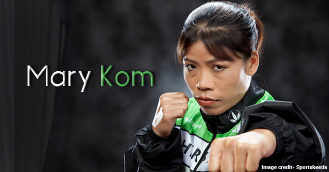 """Mary Kom: An """"Unbreakable"""" Soul of India"""