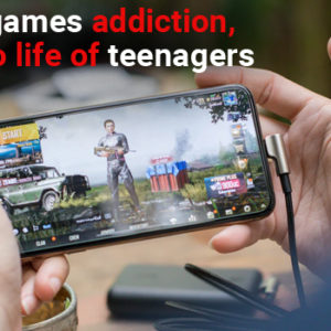 Mobile Games Addiction, A Threat to Life of Teenagers