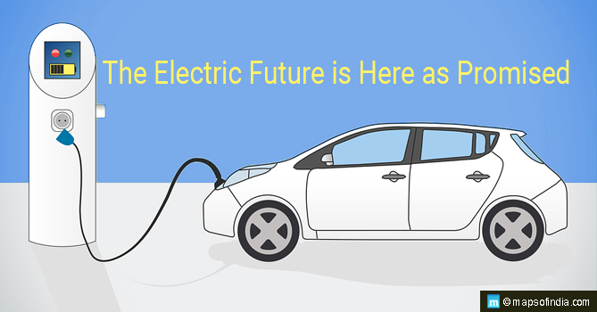 The Electric Future is Here as Promised