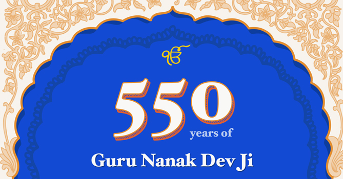 550 Years with Guru Nanak Dev Ji