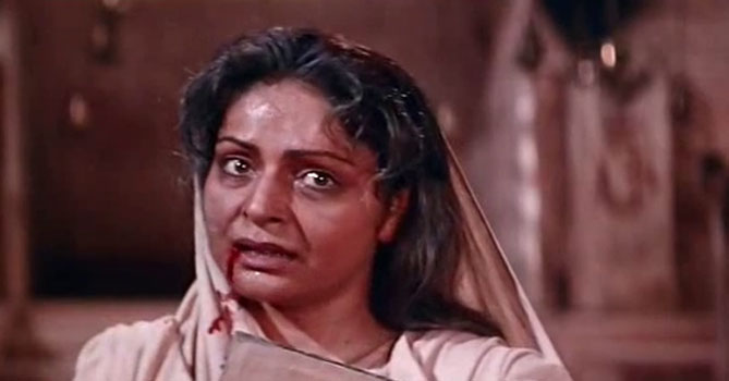 The Most Iconic Dialogue of Bollywood by Rakhee