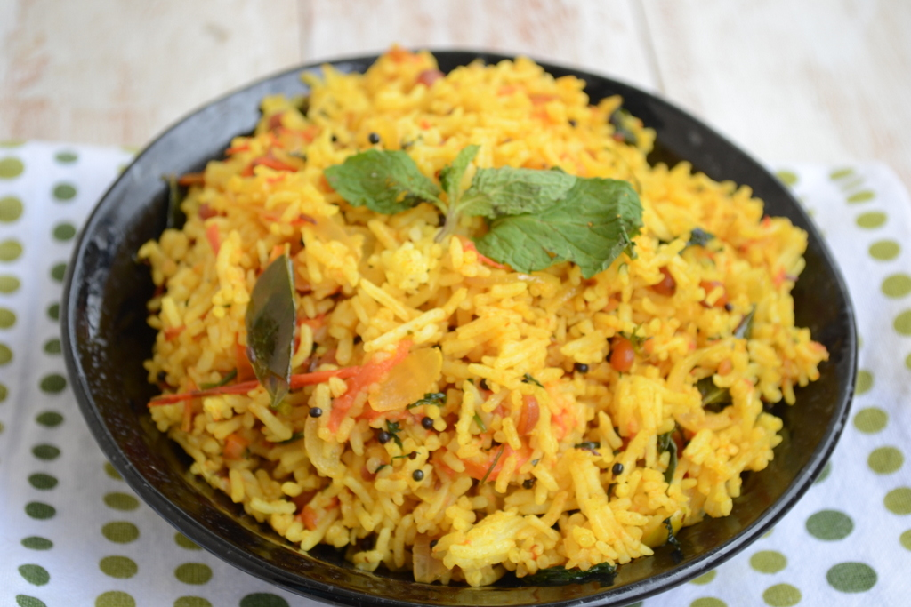 South Indian Fried Rice