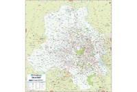 Delhi City Map