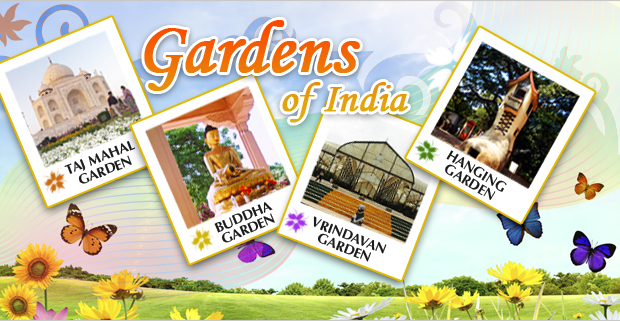 Visit the Beautiful Gardens in India this Spring