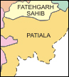 Punjab Districts' Maps