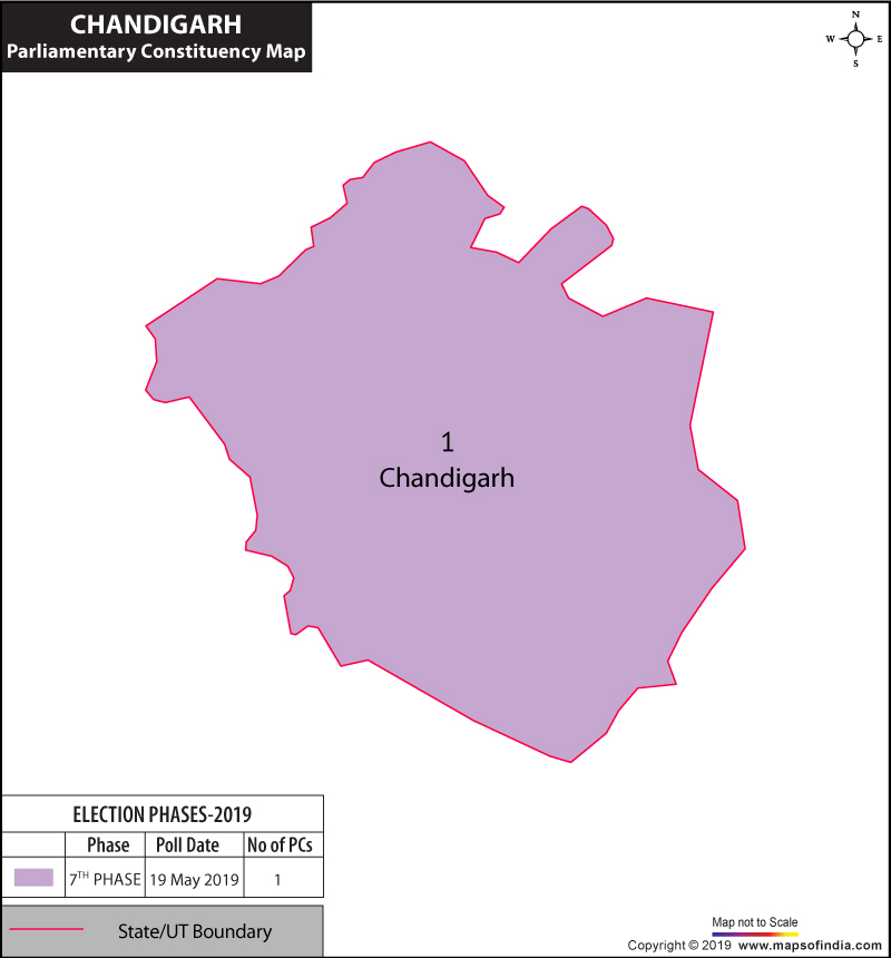 Chandigarh Parliamentary Constituencies